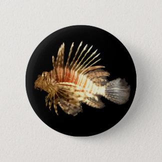 Lionfish Pinback Button