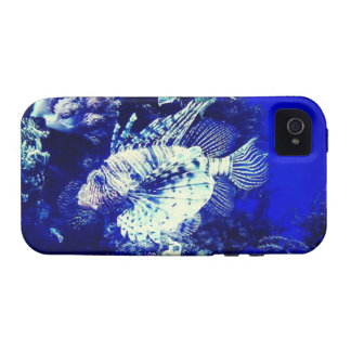 Lionfish / Pterois Vibe iPhone 4 Case