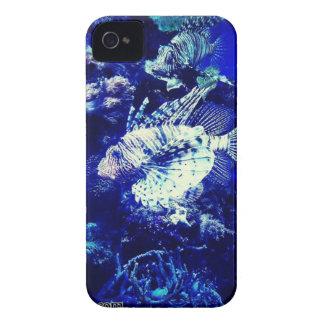 Lionfish / Pterois Case-Mate iPhone 4 Cases
