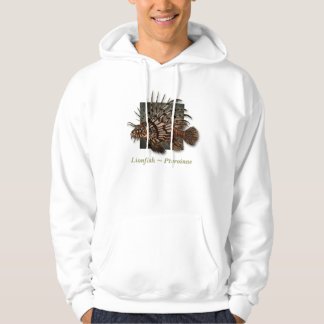 Lionfish reef fish pullover