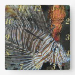 Lionfish Reloj De Pared