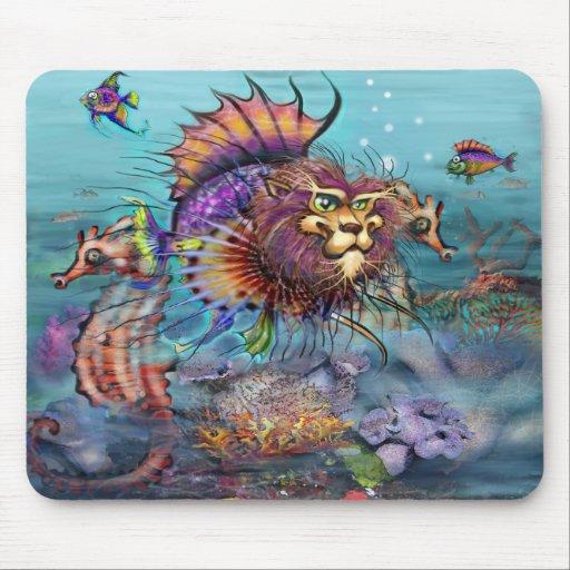 Lionfish Tapetes De Ratón