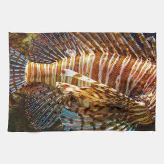 Lionfish Toallas De Mano