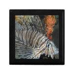 Lionfish Trinket Box