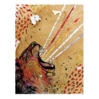 Lionhart Post Card