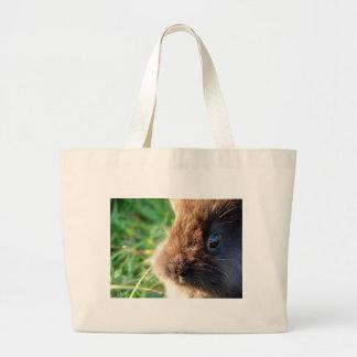 Lionhead Bunny Canvas Bags