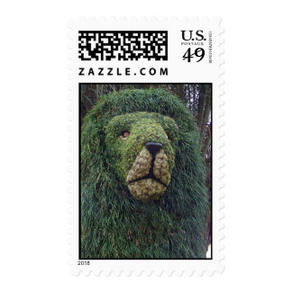 LionHead Postage Stamps