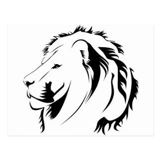 Lionhead Tribiales Postcard