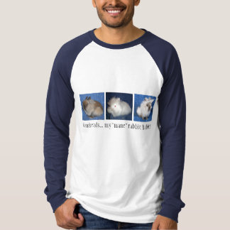 Lionhead Trio shirt