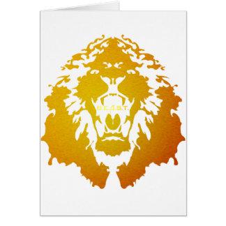LionHeart Felicitacion