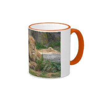 Lions 004 Mug