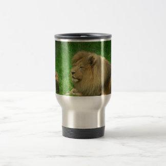 Lions 005 Travel Mug