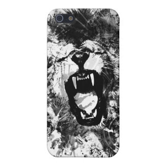 Lions ambition MONOTONED Cases For iPhone 5