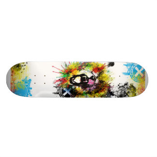 lions Ambition Skate Board Deck