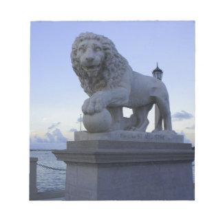 Lions Bridge Memo Notepad
