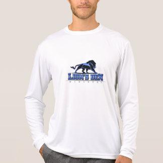 Lions Den Micro Fiber Long Sleeve Workout Shirt