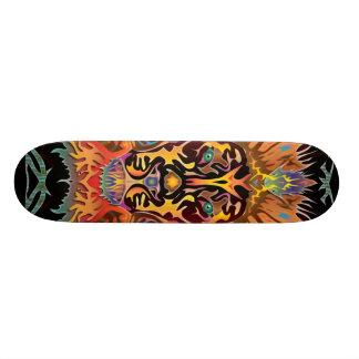 Lion's Den Skateboard Deck