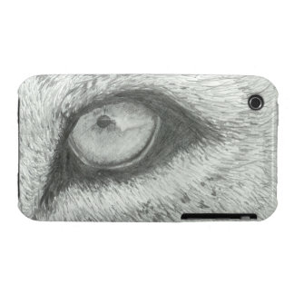 Lion's Eye | Customizable iPhone 3 Cover