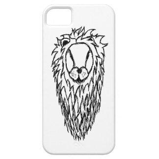Lion's Head iPhone SE/5/5s Case