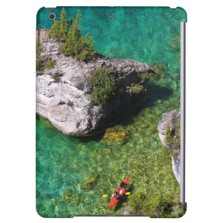 Lions Head Kayakers iPad Air Cover