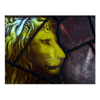 Lion's Head Postcard
