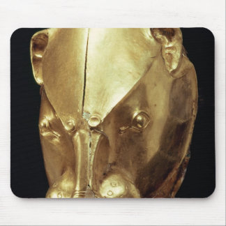 Lion's head rhyton, from Grave IV Mouse Pad