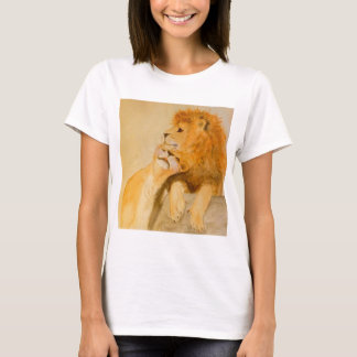 Lions in Love #1.jpg T-Shirt