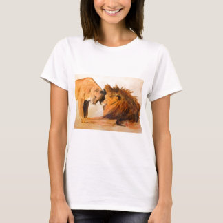 Lions in Love #2 T-Shirt