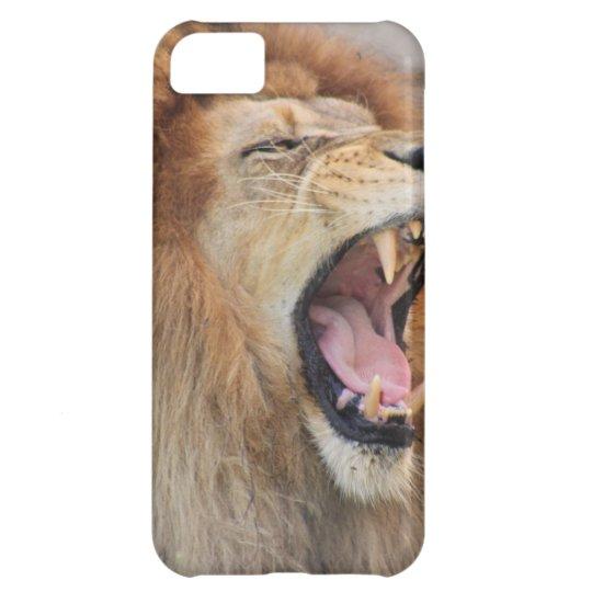 Lions iPhone 5C Case