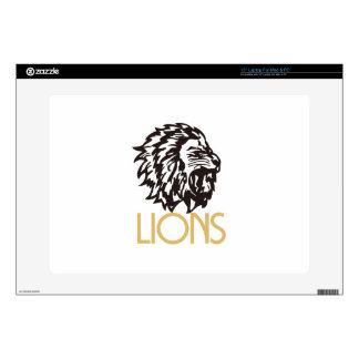 Lions Laptop Decals