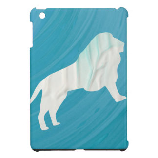 Lion's Majesty 1 [Framed] Case For The iPad Mini