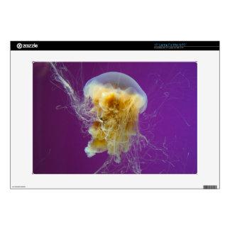 """Lion's Mane Jellyfish 15"""" Laptop Skin"""
