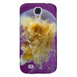 Lion's Mane Jellyfish Galaxy S4 Case