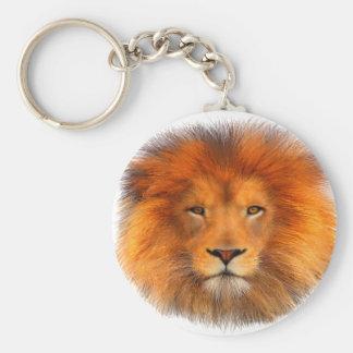 Lion's Mane Key Chain