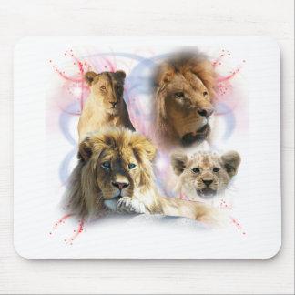 Lions Mouse Pad