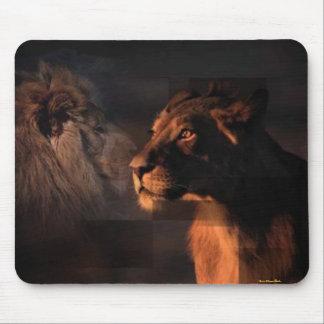 Lions Mousepad