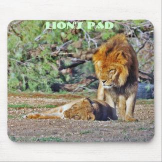 Lion's Pad Mouse Pad