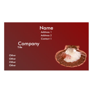 Lions Paw Business Card