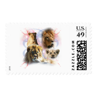 Lions Postage