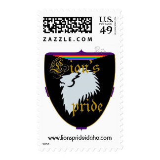 Lion's Pride Stamp