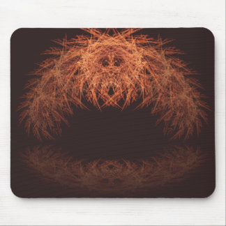 Lion's Reflection Mouse Pad