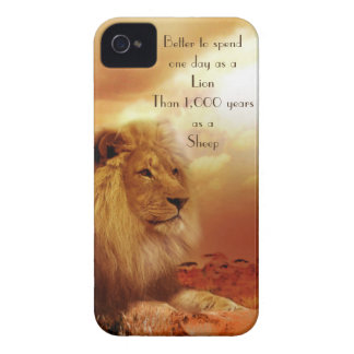 Lions relaxing in Africa iPhone 4 Cover