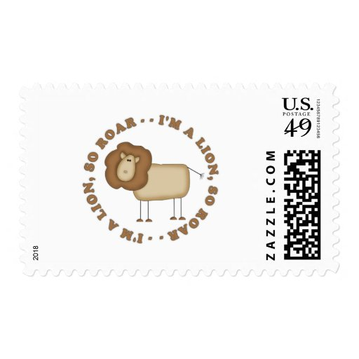 Lion's Roar T-shirts and Gifts Postage