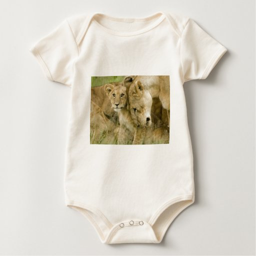 Lions Rompers