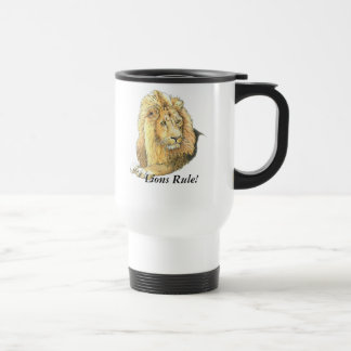 Lions Rule! Mug