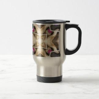 Lion's share 15 oz stainless steel travel mug