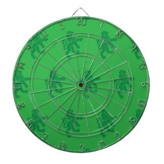 Lions Symbol greens Dart Boards