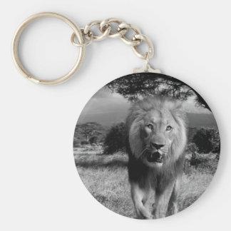 Lions Wildcat Keychain