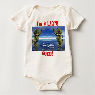 Lionsgate Roar! Baby Bodysuit
