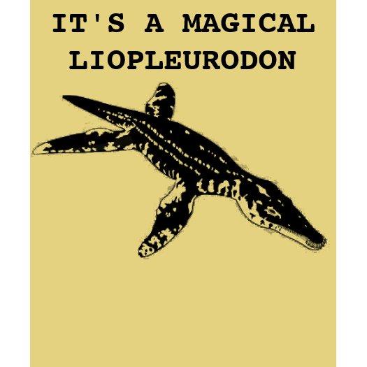 LIOPLEURODON t-shirts